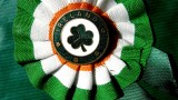 Ireland badge. Photo by Annie In Bziers, annieinbeziers @ FlickR.