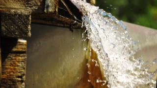 Bursting leak