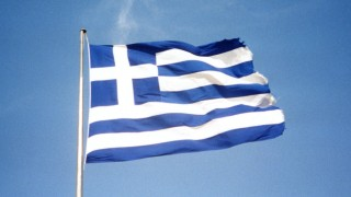 Greek flag. Photo by Mario&#039;s Planet at Flickr, CC-BY-NC.