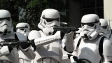 Imperial Stormtroopers from a cosplay convention. Photo from FreeStockPhotos.