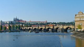 Prague, capital of the Czech Republic.