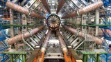 LHC's ATLAS detector, with Alpha Geek | Copyright Maximilien Brice, CERN