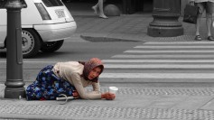 Beggar - CC photo by Flickr user jmennens