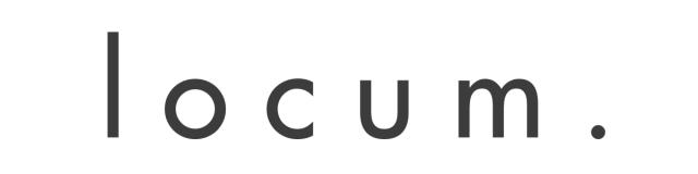 Locum, recreated logo