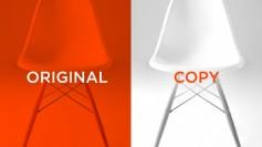 original vs. copy