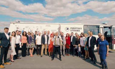 Czech Pirate Party 2017