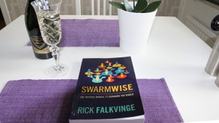 """Swarmwise"" launch and champagne"