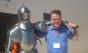 Rick and Satoshi in shining armor